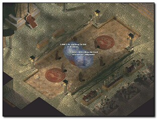 INCHISORI VRAJITE - In Baldur's Gate magicienii si arta lor sunt la mare cinste
