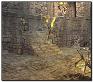 VIN PAIANJENII - Dungeon Siege, un joc unde gamer-ul nu are timp sa rasufle