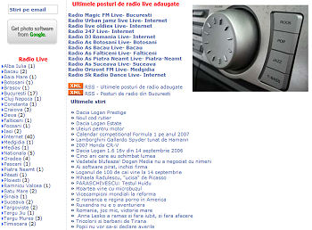 Radio ITBOX