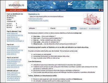 Statistics.ro